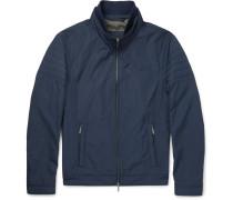 Cuinn Slim-fit Cotton-blend Shell Jacket