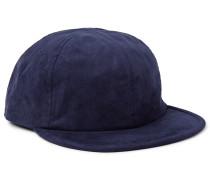 Canyon Faux Suede Baseball Cap