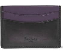 Bambou Polished-leather Cardholder