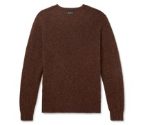 Birth of the Cool Brushed Virgin Wool Sweater