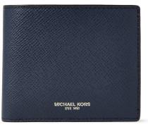 Harrison Rfid-blocking Cross-grain Leather Billfold Wallet