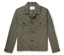Pax Cotton-Blend Overshirt