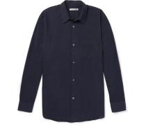 Initial Cotton-voile Shirt