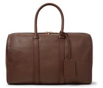 Pebble-grain Leather Holdall