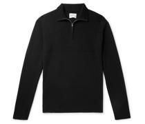 Fjord Merino Wool Half-Zip Sweater