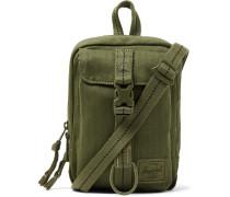 Form Herringbone Canvas Messenger Bag