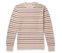 Blenheim Striped Wool Sweater