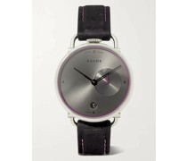 35mm Stainless Steel and Cork Watch, Ref. No. 10604