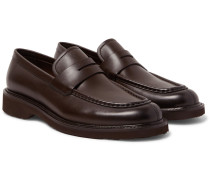 Bartolo Leather Penny Loafers