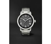 Star Legacy Automatic 43mm Stainless Steel Watch, Ref. No. 126107