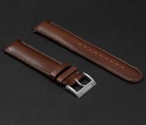 Summit Leather Watch Strap