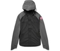 Alderwood Hooded Waterproof Shell Jacket