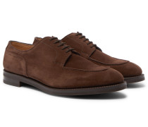Harlyn Suede Derby Shoes