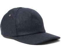 Wool-blend Baseball Cap