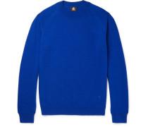 Slim-fit Merino Lambswool Sweater