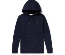 Vagn Logo-Print Loopback Cotton-Jersey Hoodie
