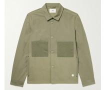Stack Nylon Shirt Jacket