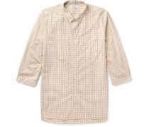 Dweller Gingham Cotton-poplin Shirt