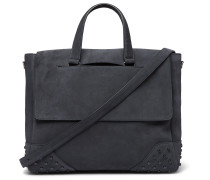 Gommini Suede Tote Bag