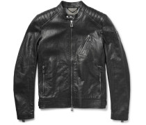 K Racer Leather Jacket