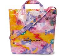 + Futura Printed PVC-Coated Canvas Tote Bag