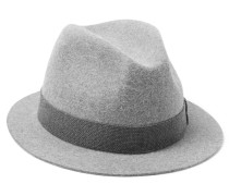 Kirk Hare And Cashmere-blend Felt Trilby