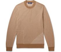 Roadster Striped Cashmere-Jacquard Sweater