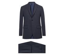 Virgil No. 3 Pinstriped Wool Suit