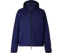 Armada Wool and Nylon-Blend Hooded Jacket
