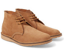 Weekender Rough-out Leather Chukka Boots