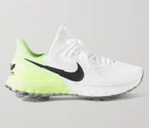 Air Zoom Infinity Tour Rubber-Trimmed Flyknit Golf Shoes