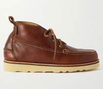 Camp Moc III Ranger Full-Grain Leather Boots