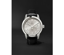 Ingenieur Automatic 40mm Stainless Steel and Alligator Watch, Ref. No. IW357001