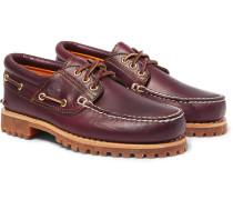 Authentics Leather Boat Shoes