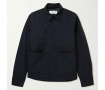 Stuart Slim-Fit Padded Shell Blouson Jacket