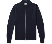 Maclean Slim-Fit Wool Cardigan