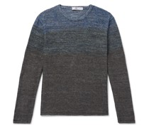 Mélange Linen Sweater