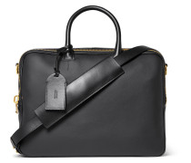 Full-grain Leather Briefcase