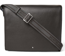 Meisterstück Full-grain Leather Messenger Bag