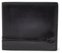 Makore Polished-leather Billfold Wallet