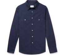 Cotton-ripstop Shirt