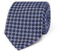 8cm Mulberry Silk-jacquard Tie