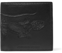 Embossed Textured-leather Billford Wallet