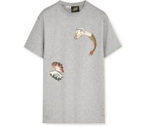 + Paula's Ibiza Printed Cotton-Jersey T-Shirt