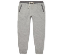 Loopback Cotton-jersey Sweatpants