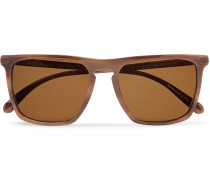 + Oliver Peoples Rue De Sevres D-frame Acetate Polarised Sunglasses