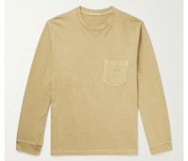 Rudi Garment-Dyed Organic Cotton-Jersey T-Shirt