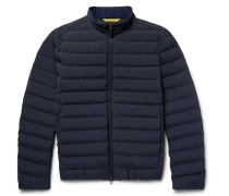 Water-repellent Quilted Shell Down Jacket