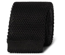 London 5cm Knitted Silk Tie