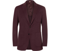 Slim-fit Cashmere Blazer